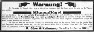 Görs & Kallmann 1