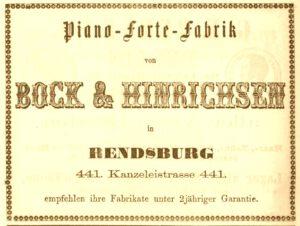 Bock & Hinrichsen