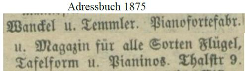 Wanckel & Temmler