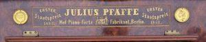 Pfaffe 1882