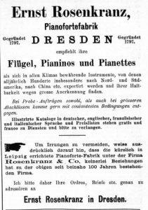Rosenkranz 1886