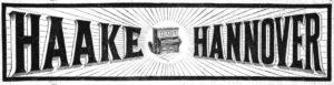 Haake 1895