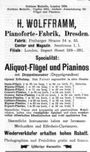 Wolfframm 1898