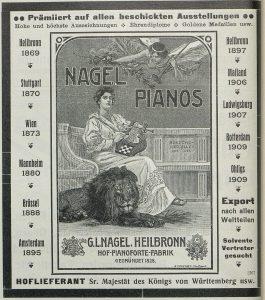 Nagel 1912