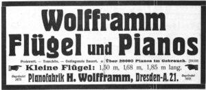 Wolfframm 1919