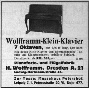 Wolfframm 1937