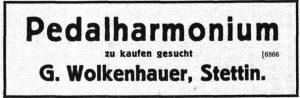 Wolkenhauer 1940