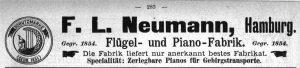 Neumann Anzeige