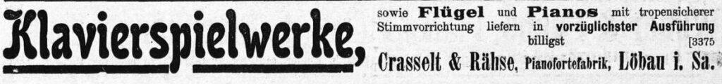 Crasselt 1905