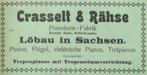 Crasselt WAB 1906