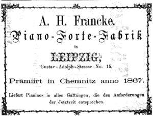 Francke, A. H.