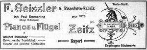 Geissler 1908