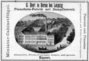 Heyl, Fabrik 1882