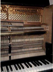 Wolkenhauer Klavier