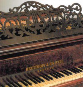 Breitkopf Klavier