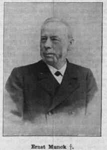 Munck, Ernst