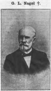 Nagel Porträt