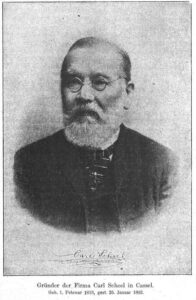 Scheel Carl