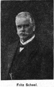 Scheel Fritz