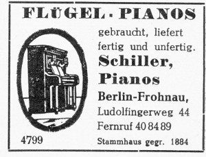 Schiller 1954