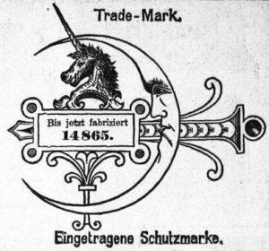 Geissler, Schutzmarkr