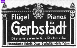 Gerbstädt 1926