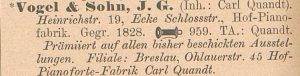 Vogel WAB 1906