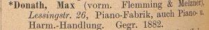Donath WAB 1912