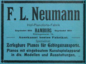 Neumann WAB 1912