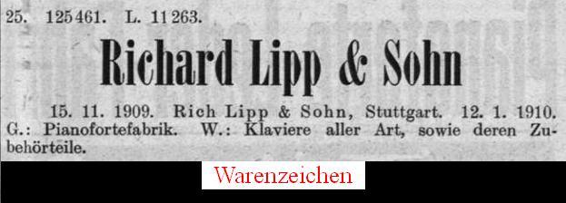 Fa. Richard Lipp & Sohn