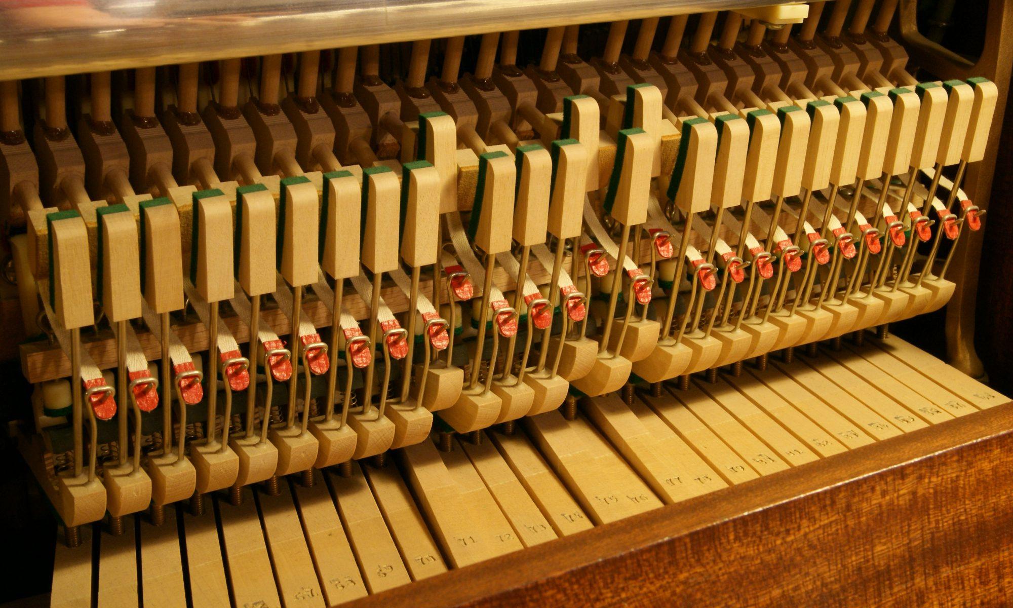 Dieter Gocht's KlavierSeiten