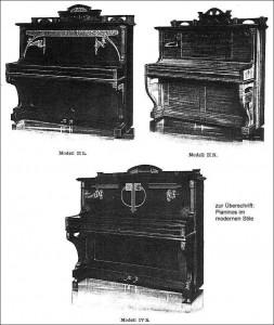 Modelle A. H. Francke