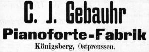 Gebauhr 1882