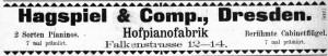 Hagspiel 1892