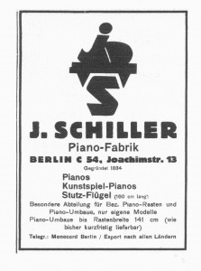 Schiller 1930