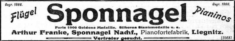 Sponnagel 1920