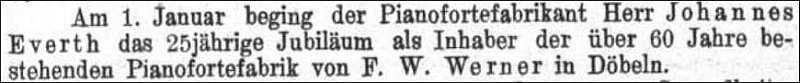 Werner 1906